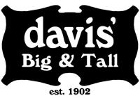Davis Men's Store affiliate program