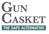 Gun Casket Shotgun Safe - Limited Edition at Gun Casket @ guncasket.com